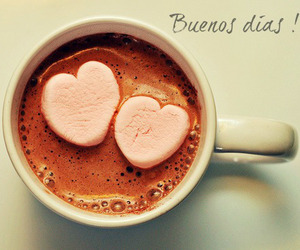 chocolate, good morning, and bombon image
