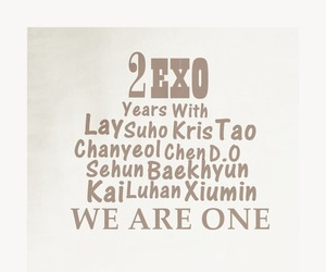 Chen, exo, and kris image