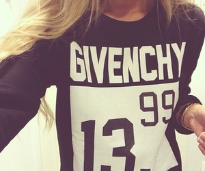 fashion, Givenchy, and blonde image