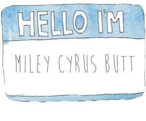 transparent, overlays, and miley cyrus butt image