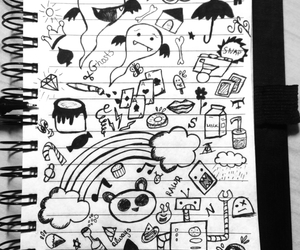 drawing and doodles image