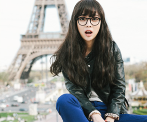 korean, kstyle, and park seul image