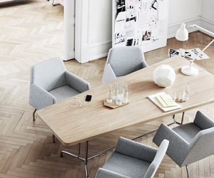 interior, design, and white image