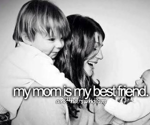 mom, andthatswhoiam, and love image