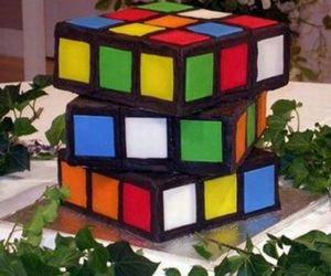cake and cube image
