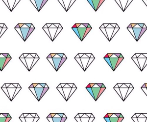 background, colorful, and diamond image