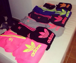 adidas, cool, and style image