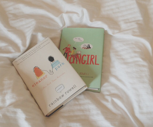 book, fangirl, and books image