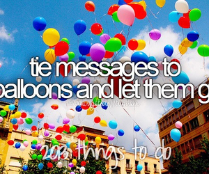 balloons and before i die image
