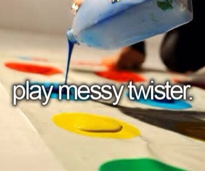 twister, game, and paint image
