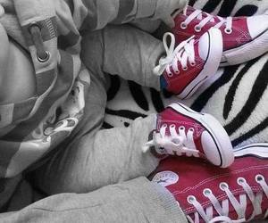 baby, love, and shoes image