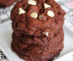 chocolate, ginger, and Cookies image