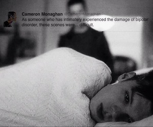 sad, shameless, and cameron monaghan image