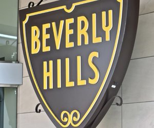 Beverly Hills, california, and hotels image