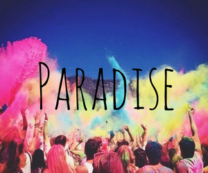 paradise, party, and summer image