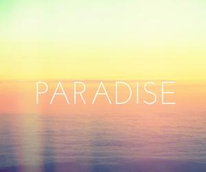 paradise, summer, and sea image