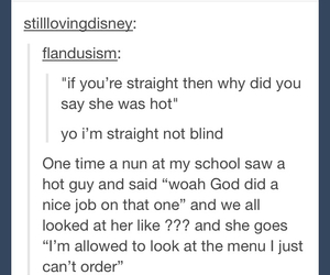 attractive, funny, and gay image
