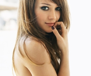 adorable, Hilary Duff, and beautiful image