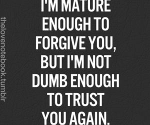 trust and forgive image