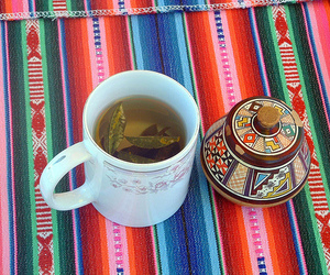 chai, cup, and ethnic image