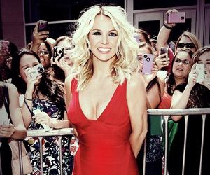 awesome, red dress, and xfactor image