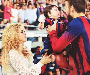 shakira, pique, and baby image