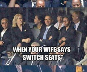funny, obama, and lol image