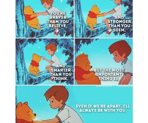 brave, pooh, and smart image