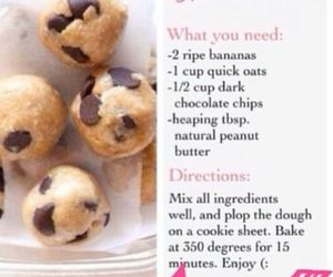 Cookies, healthy, and food image