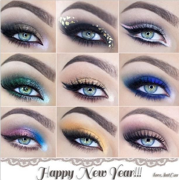 Makeup On Eyes Diffe Styles Cat Eye Makeup
