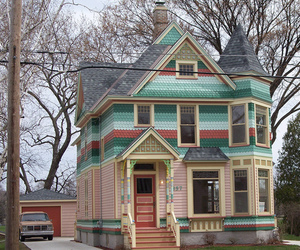 house and cute image