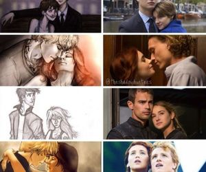 drawing, fandom, and divergent image