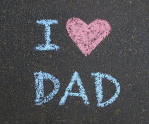 dad, love, and father image