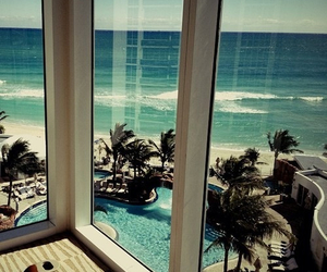 summer, beach, and pool image