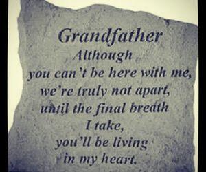 grandfather, grandpa, and heaven image