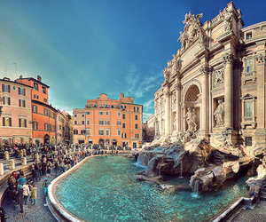 rome, italy, and place image
