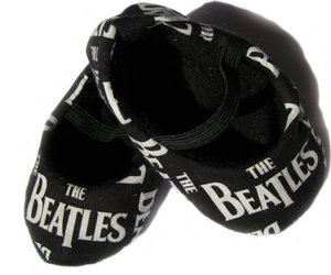 beatles baby gift, beatles baby shower, and unique beatles gift image
