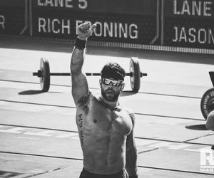 fitness, reebok, and crossfit image