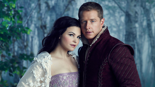 Snow Charming Once Upon A Time Wallpaper Fanpop