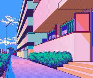 pastel, pixel, and kawaii image