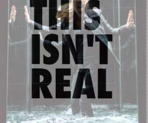 divergent, tris, and this isn't real image