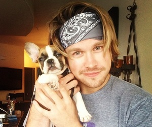 cute, glee, and chord overstreet image