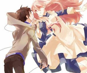 kagerou project, anime, and anime couple image
