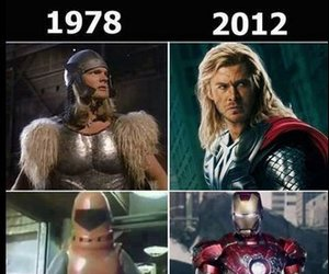 Hulk, thor, and captain america image