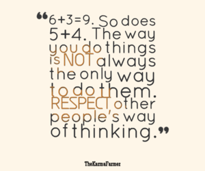 opinion and quote image