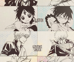 one piece, bleach, and fairy tail image