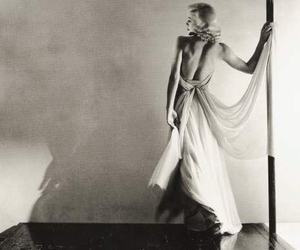 ginger rogers, black and white, and horst p. horst image