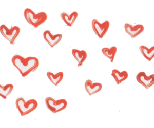 hearts, heart, and transparent image