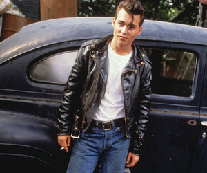 cry baby, cry-baby, and johnny deep image
