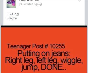 funny, girls, and jeans image